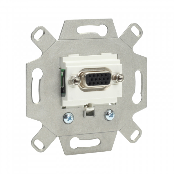 Presto-Vedder VGAUW VGA-Adapter Full HD-fähig 1.920x1.080 Pixel -