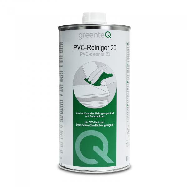 greenteQ PVC-Reiniger 20
