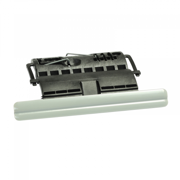 Wellenclipverbinder 2-gliederig für Mini+Maxiprofil