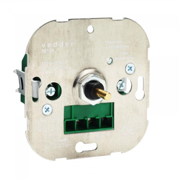 Presto-Vedder 56150 Dimmer Phasenabschnitt 15-150W f. dimmbare LED