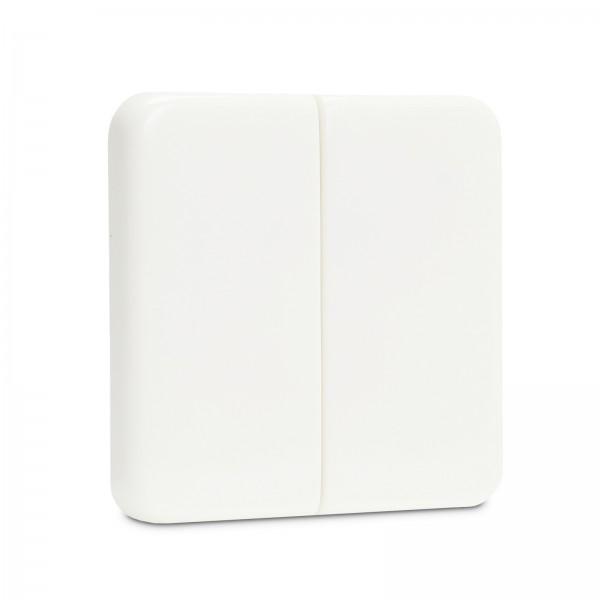 Presto-Vedder 7005UW Wippe f. Serienschalter/Doppelt ultraweiss