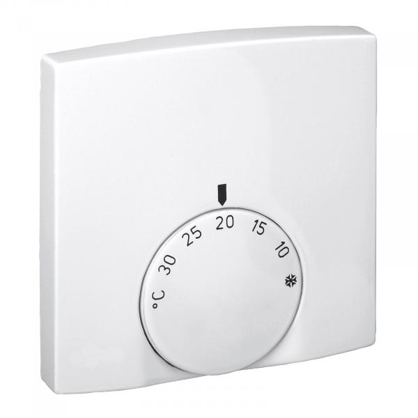 Presto-Vedder RAUW2 Raumtemperaturregler -  Aufputz -  ultraflache 13 - 9mm