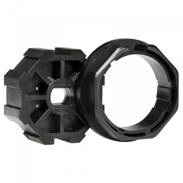 NOBILY Adaptersatz P 50mm Achtkantwelle für P4 & P5 Motoren