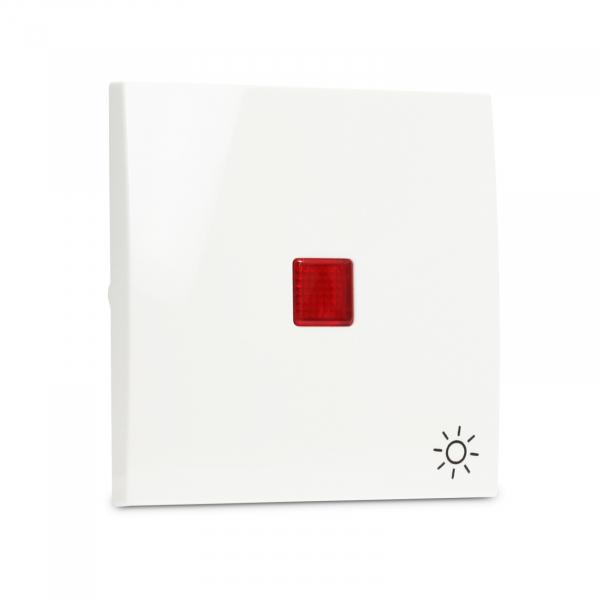 Presto-Vedder 3000KUWL Fiorena Kontrollwippe für Taster Symbol Licht
