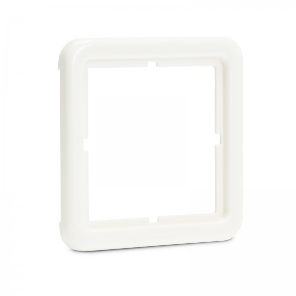 Presto-Vedder 7030RUW Abdeckung 50x50mm quadrat. Öffnung ultraweiss