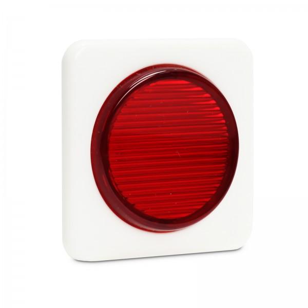 Presto-Vedder 7035UW8183ROT Abdeckung f. Lichtsignal Rot ultraweiss