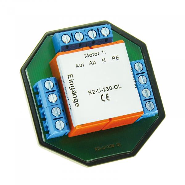 Einzelrelais R2-U-230 o.L