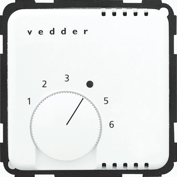 Presto-Vedder R70946UW Regina Raumtherm. (Heizen/Kuehlen) uws