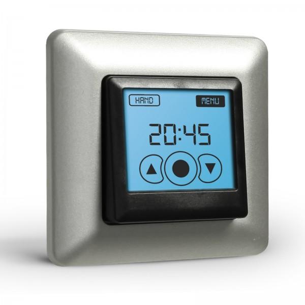 Zeitschaltuhr Touch Control Nero