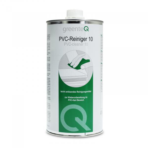 greenteQ PVC-Reiniger 10