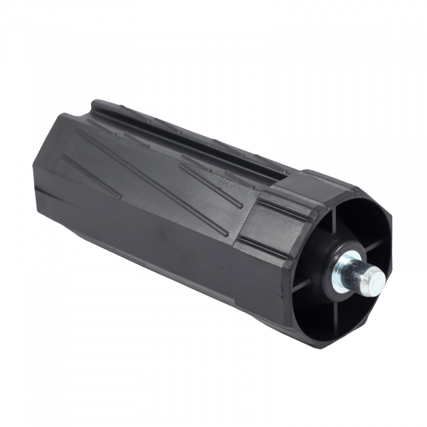 Maxi Walzenkapsel 60mm Achtkant Länge 140mm