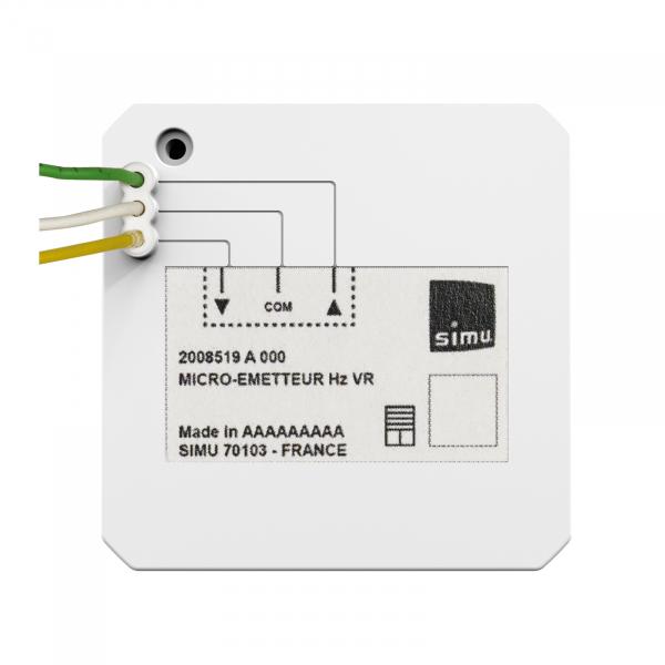 SIMU Hz Mikro Sender Rollladen