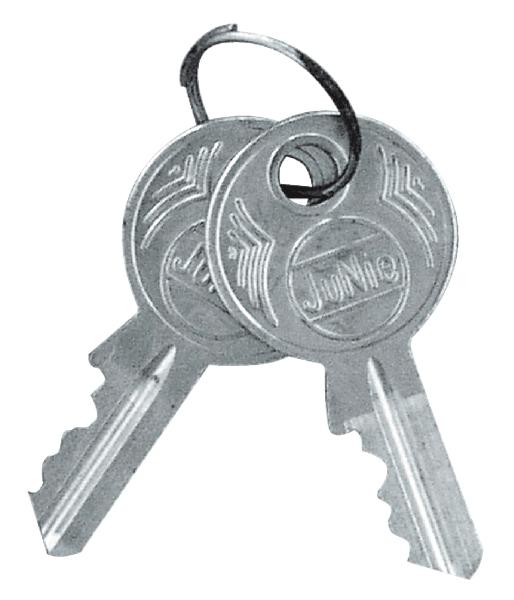 Presto-Vedder 22S Ersatz-Sicherheitsschluessel (1Stck=1Paar)