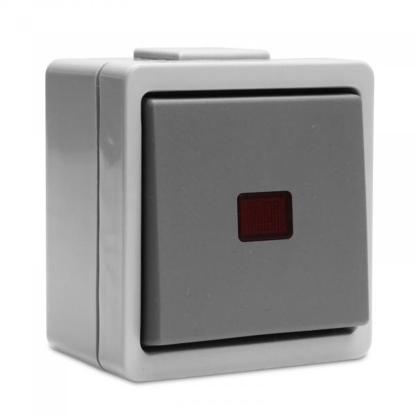 Presto-Vedder 93966UW Universal-Kontrollschalter