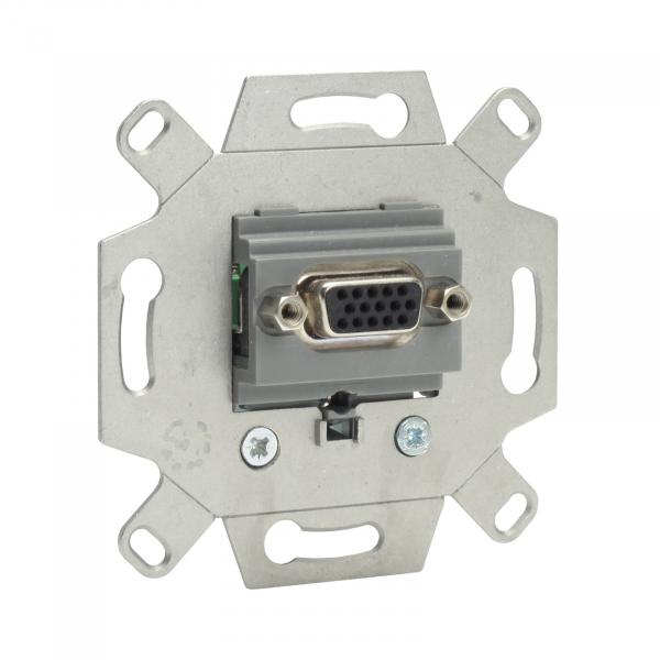 Presto-Vedder VGAGR VGA-Adapter Full HD-fähig 1.920x1.080 Pixel -