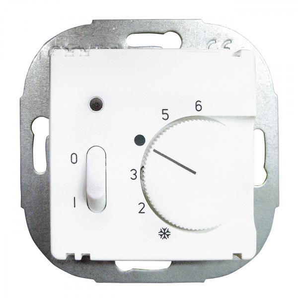 Presto-Vedder R3094SUW Raumtemperaturregler - Bimetall - inkl. Abdeckung -