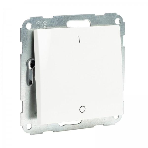 Presto-Vedder 57056-3002UW Fiorena Universalschalter Aus/Wechsel mit Abdeckung I + O